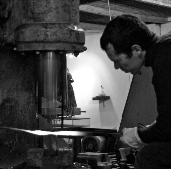 forjacontemporánea - taller de diseño y forja artística de Jürgen Hohle