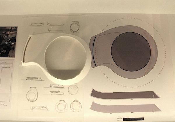 """""""dispar"""", diseñado por Jose Luis Navarro de COTA CERO & Juergen Hohle de FORJACONTEMPORANEA"""